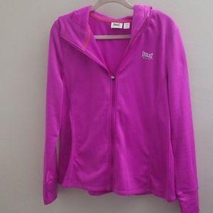 Hot pink Everlast sweater
